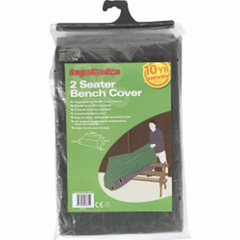 3 Seat Garden Bench Cover - 10 Year Guarantee
